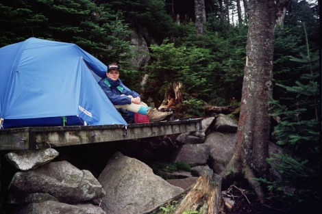 New Hampshire, White Mountains, 1994.
