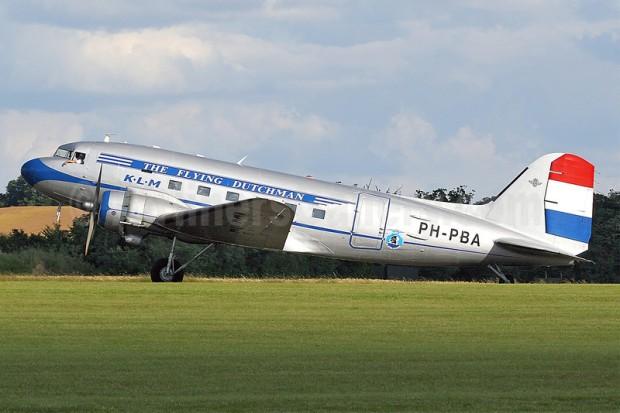 KLM DC-3 PH-PBA (OOC)(Grd) QFO (KD)(46)-L