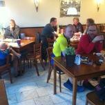 Uit eten op vrijdagavond in de Kwalitaria van Ysselsteyn