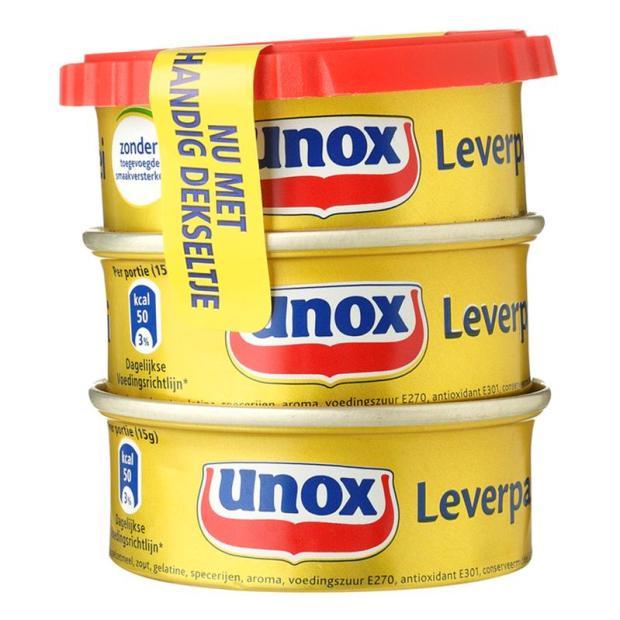 unox-leverpastei