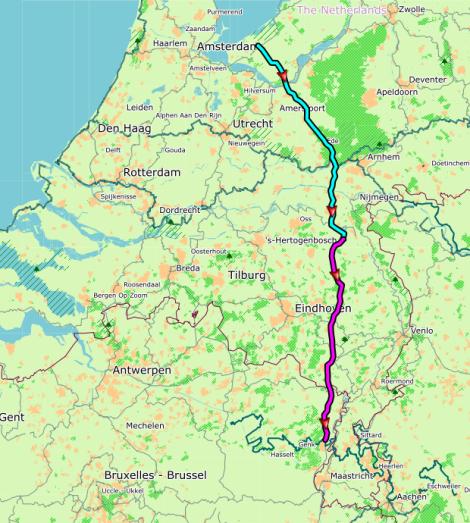 route-wk-maasmechelen