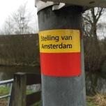 Geel-rode markering