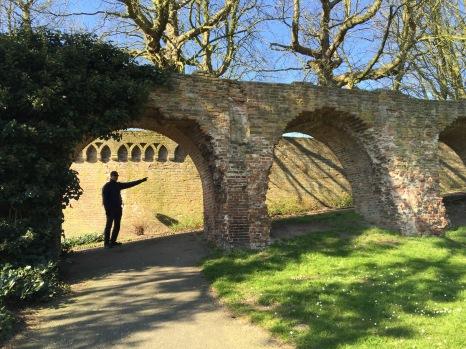 Middeleeuwse omwalling Nijmegen