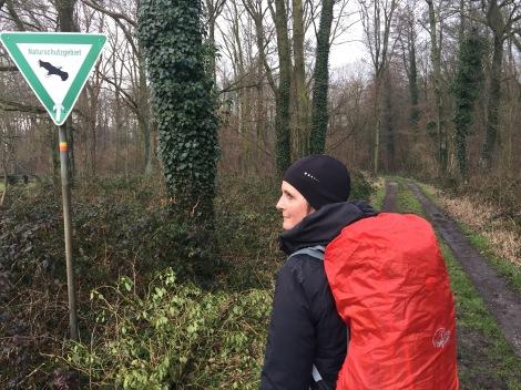 We zijn in Duitsland