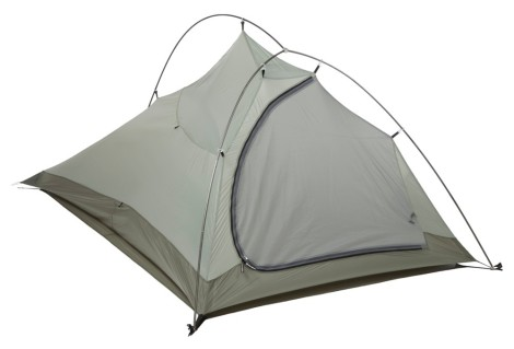 Big Agnes Slater UL2+ lichtgewicht tent