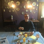 Ontbijt in Le Bonheur