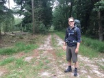 Onderweg over onverharde paden