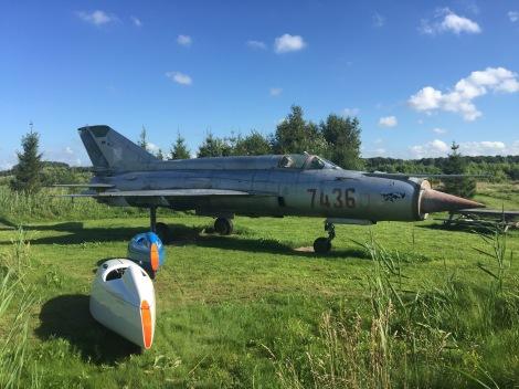 De MiG-21