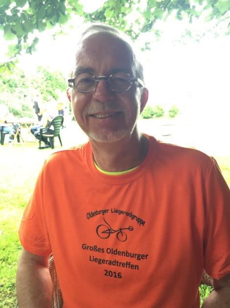 Theo met het T-shirt van de GOL 2016