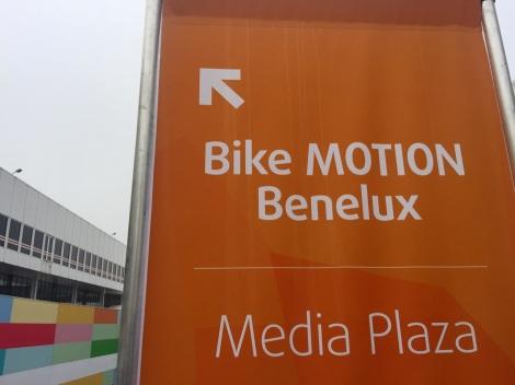 Bike MOTION Jaarbeursplein Utrecht