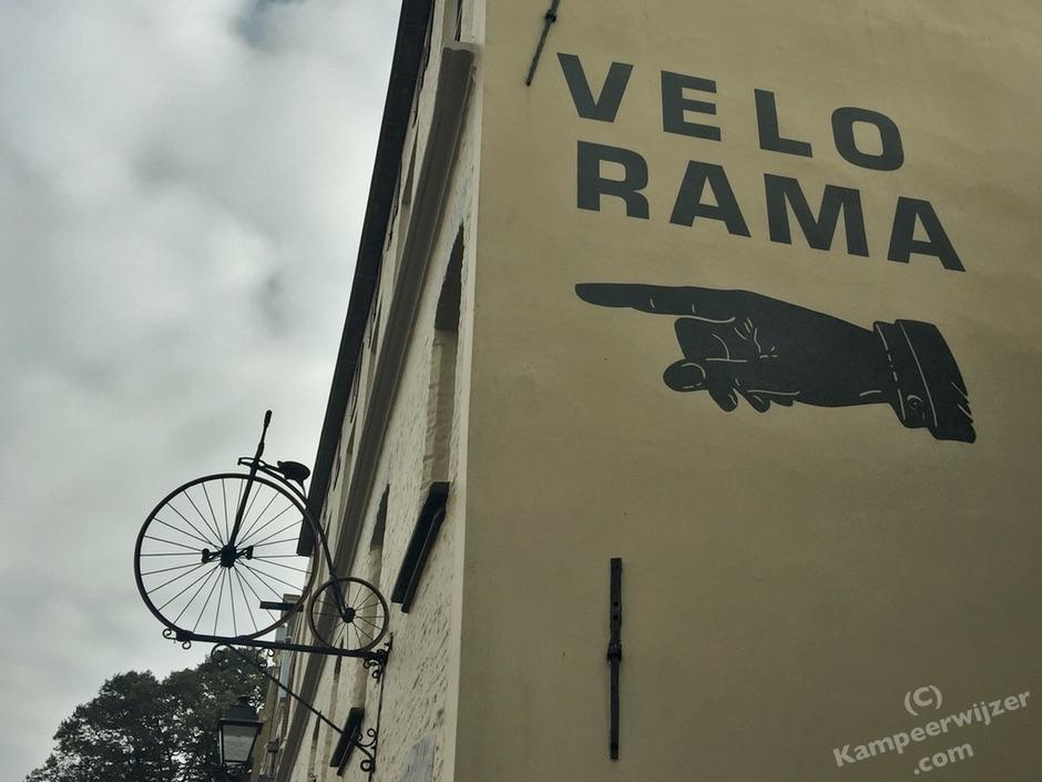 Velorama herbergt grootste fietscollectie ter wereld kampeerwijzer