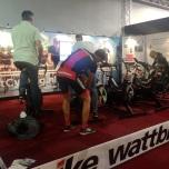 Wattbike hometrainers