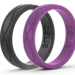 Enso infinity ring bundel dames