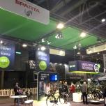 Grote stands op de e-Bike Xperience