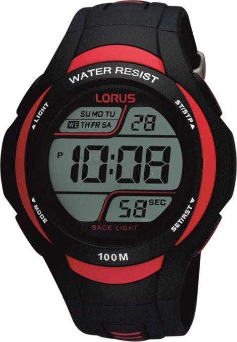 Het Lorus-horloge