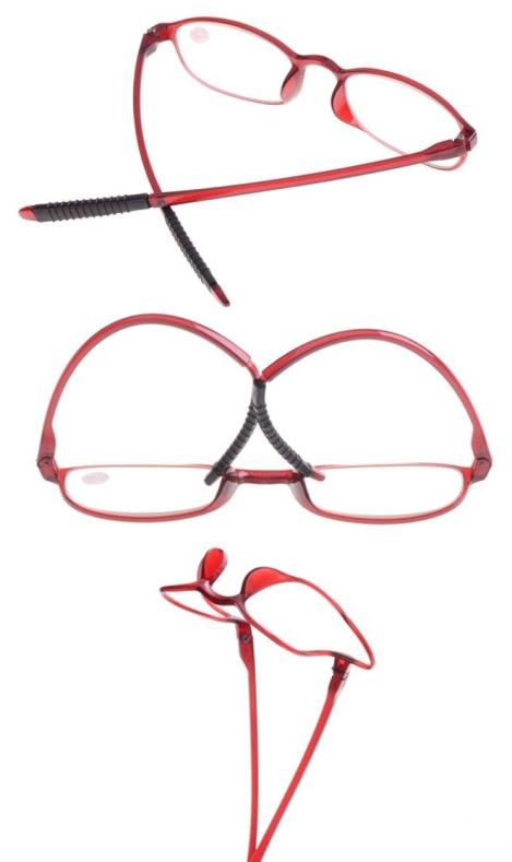 Hele flexibele bril