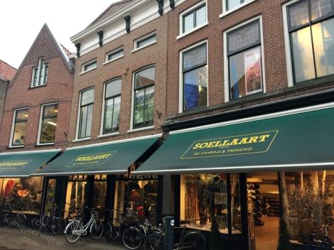 Buitensportwinkel Soellaart in Haarlem