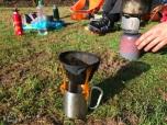 's Ochtends koffie met de GSI Java Drip