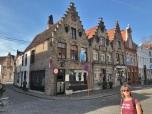 Geveltjes in Brugge