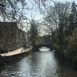 Grachten in Brugge