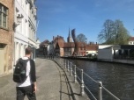 Prachtige historische binnenstad van Brugge