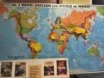 Overzicht van hun boeken en reizen