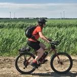 Lekker fietsen zonder diep te zitten