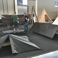 Voss Tech tarp van Nordisk