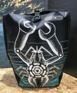 Een van de nieuwe prints voor de back-roller