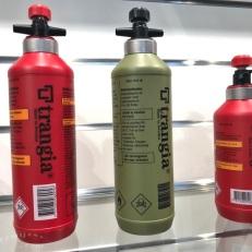 Trangia brandstoffles in nieuwe kleur olijfgroen