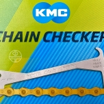 Chain checker met maatstreepjes