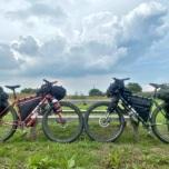 Belle's fiets links